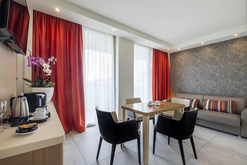 Hotel con suite rimini marina centro: il lusso dell'hotel 4 stelle ...